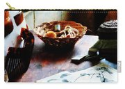 Pattern Book Carry-all Pouch by Susan Savad