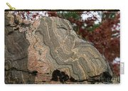 Pattern In A Gneiss Rock Carry-all Pouch