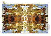 Patterns In Stone - 146b Carry-all Pouch