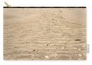 Patterns In The Sand Carry-all Pouch