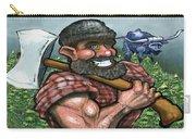 Paul Bunyan Carry-all Pouch