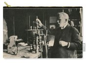 Paul Ehrlich, German Immunologist Carry-all Pouch by Photo Researchers