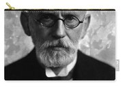 Paul Ehrlich, German Immunologist Carry-all Pouch by Science Source