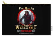 Paul Naschy - The Legacy - Logo 2 Carry-all Pouch