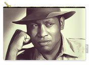 Paul Robeson, Vintage Actor And Singer Carry-all Pouch