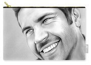 Paul Walker Carry-all Pouch