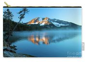 Paulina Peak In Paulina Lake Carry-all Pouch