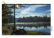 Pauper Lake Morning Carry-all Pouch