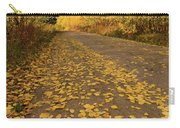 Paved In Gold Carry-all Pouch