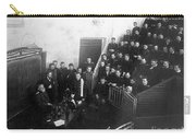 Pavlov In Lecture Theater, 1904 Carry-all Pouch