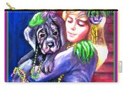 Pawdi Gras Carry-all Pouch