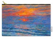Pawleys Island Sunrise In The Sand Carry-all Pouch