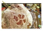 Paws On The Rocks Carry-all Pouch