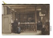 Payday, The Ships Room Right House Nieuw-loosdrecht, Furnished With Seventeenth-century Figures, Joh Carry-all Pouch
