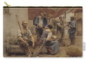 Paying The Harvesters Carry-all Pouch