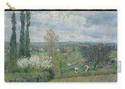 Paysage D'ile De France By Armand Guillaumin Carry-all Pouch