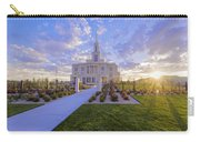 Payson Temple I Carry-all Pouch