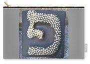 Pe, Pearls Carry-all Pouch