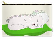 Pea In A Pea Pod Carry-all Pouch
