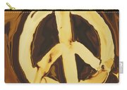 Peace 2 Carry-all Pouch