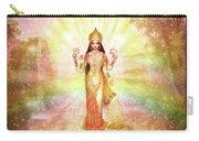 Peace And Prosperity On Earth Carry-all Pouch