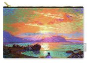 Peace Be Still Meditation Carry-all Pouch
