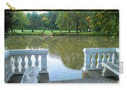 Peace By The Lake Carry-all Pouch