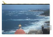 Peace By The Sea Carry-all Pouch