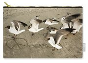 Peace Dance Carry-all Pouch