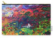Peace Frog Carry-all Pouch