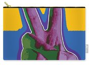 Peace Hand Carry-all Pouch