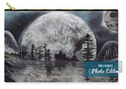 Peace In The Dark Carry-all Pouch
