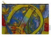Peace In The Nature Carry-all Pouch