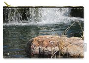 Peace In The Park Carry-all Pouch