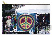 Peace In The Streets Carry-all Pouch