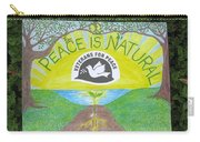 Peace Is Natural Carry-all Pouch