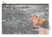 Peace Carry-all Pouch by Lauri Novak