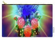 Peace Light And Love Carry-all Pouch