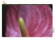 Peace-lilly-pink Carry-all Pouch