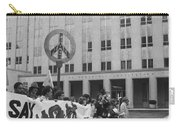 Peace March 1986 Carry-all Pouch