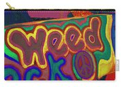 Peace Of Weed Carry-all Pouch