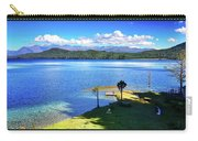 Peace Rara Lake Carry-all Pouch