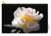Peace Rose Inner Light Carry-all Pouch