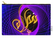 Peace - Salam In Arabic Carry-all Pouch