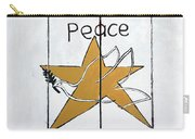 Peace Star Carry-all Pouch