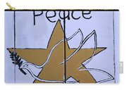 Peace Talk Carry-all Pouch