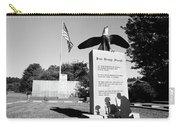 Peace Through Strength - Veterans War Memorial Carry-all Pouch