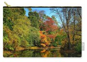 Peaceful Calm - Allaire State Park Carry-all Pouch