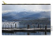 Peaceful Docks At Priest Lake Carry-all Pouch