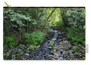 Peaceful Flowing Creek Carry-all Pouch
